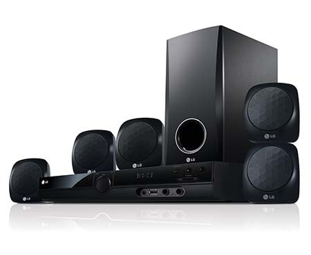LG Home Theater System DH3120S 1