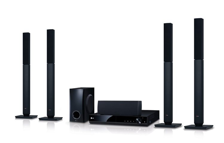 LG Home Theater System DH4530T thumbnail 1