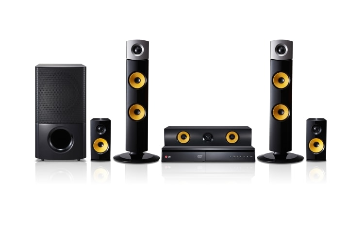 LG Home Theater System DH6330P thumbnail 1
