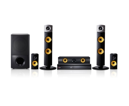 LG Home Theater System DH6330P 1