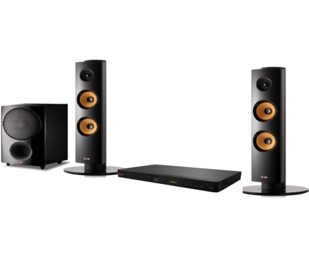 LG 1000W DVD Home Theater System1