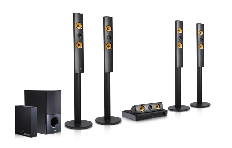LG Home Theater System LHB755W thumbnail 3