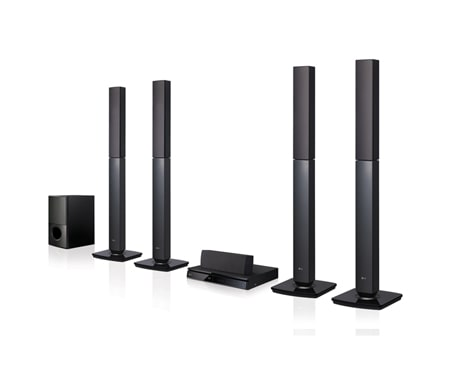 DVD Home Theater System1