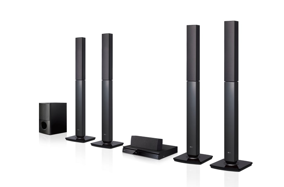 LG Home Theater System LHD657 thumbnail 1