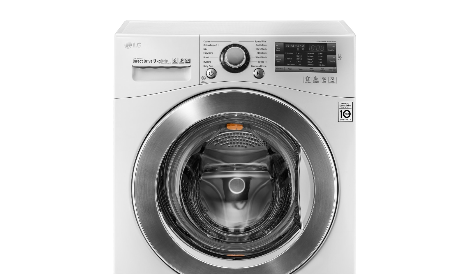 Lg Mesin Cuci Indonesia Front Loading Washer Fc1207s3w