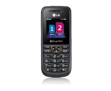 Lg A190 Handphone Dual Sim