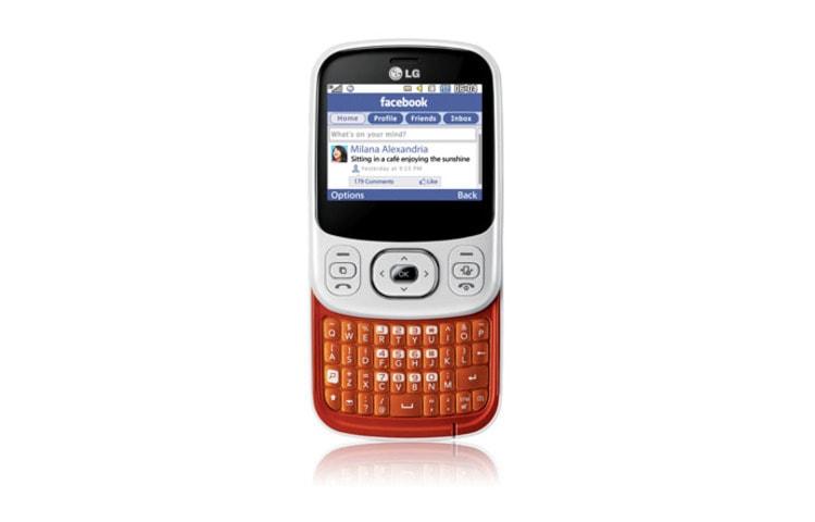 Stylish Slide Wi-fi Dengan Dan C320i Handphone Wink - Style Lg
