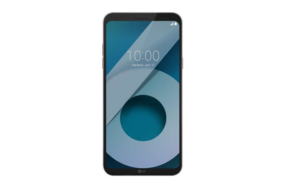 Smartphone LG Q6 Plus Ice Platinum 1