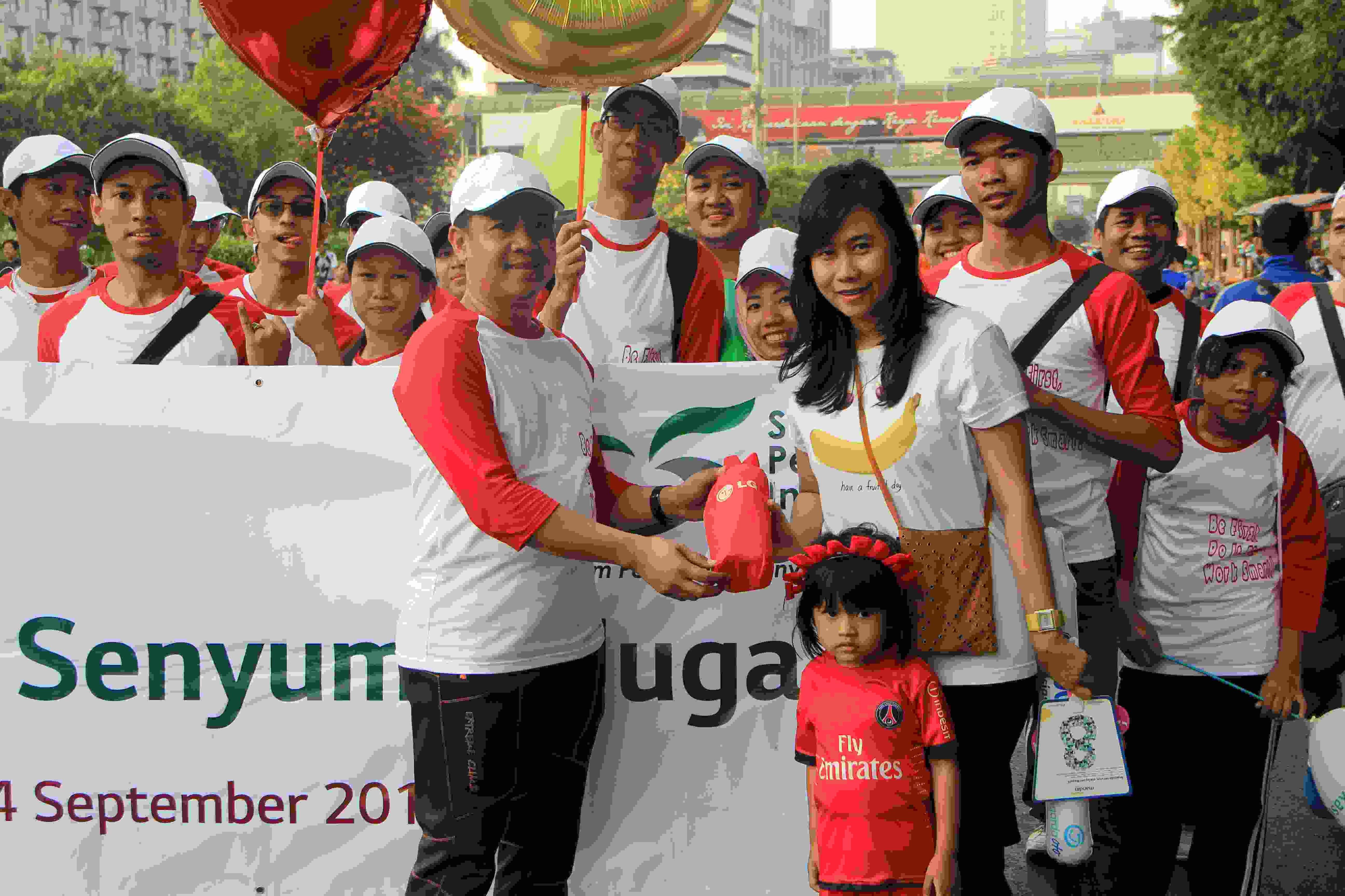 LG Berita dan Pemberitahuan: Senyum Pelanggan Indonesia ...