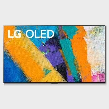 LG OLED TV 65 Inch GX Series, Gallery Design 4K Cinema HDR WebOS Smart ThinQ AI Pixel Dimming1