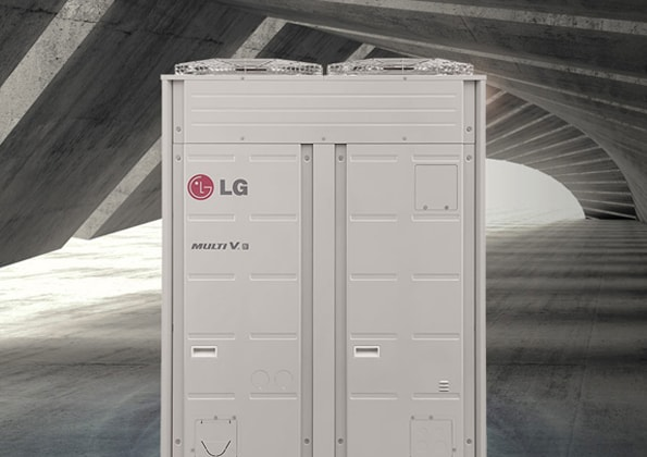 LG VRF MULTI V Air Solution