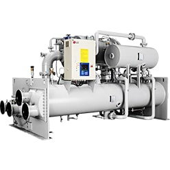 LG Centrifugal Chiller Air Solution