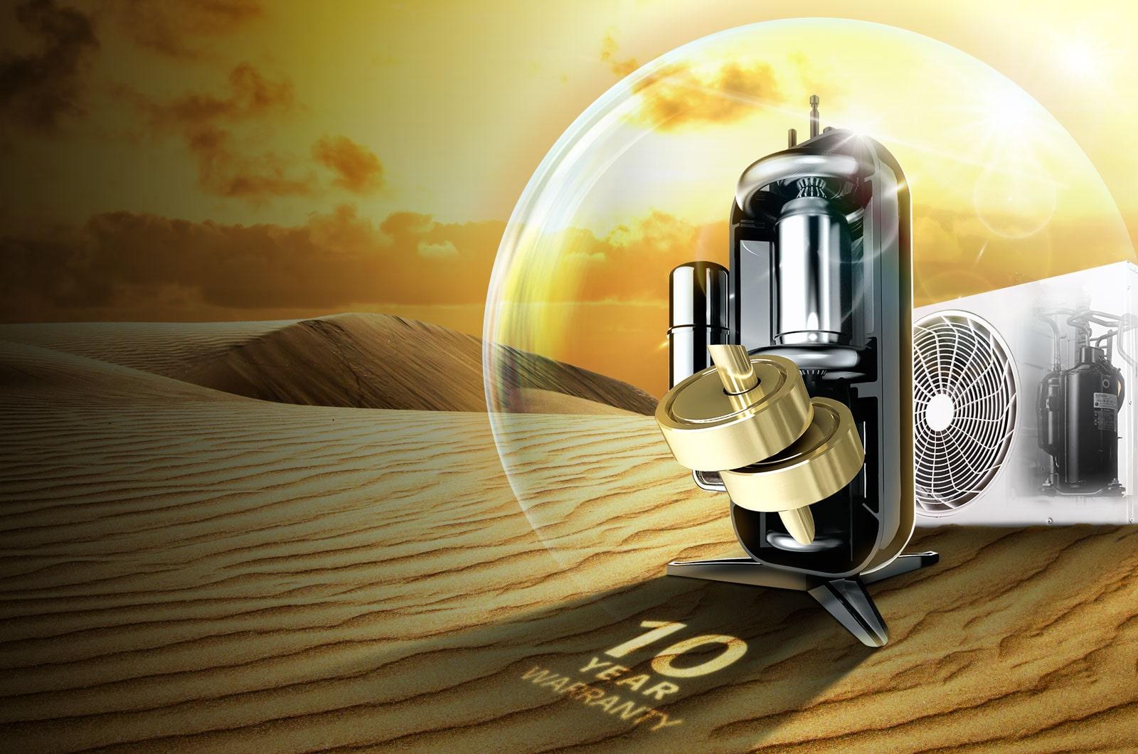 LG MS-Q18KNZA DUAL Inverter Compressor