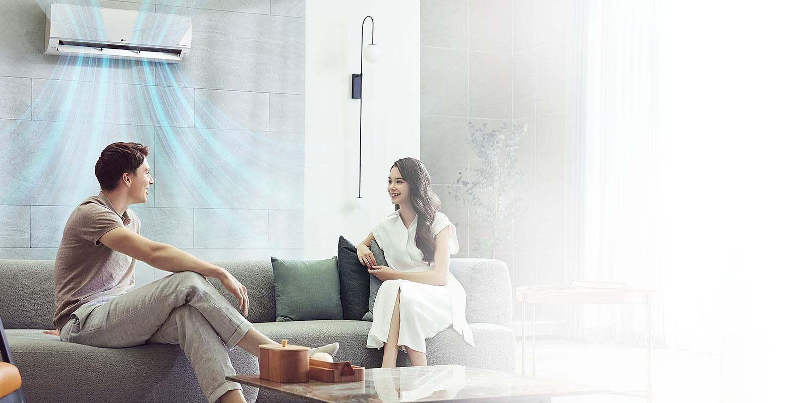LG MS-Q24HNXA 4way swing
