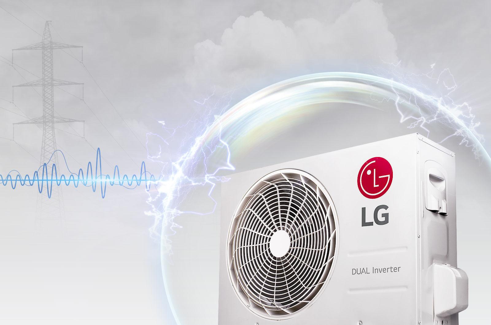 LG MS-Q24HNXA Stabilizer Free Plus