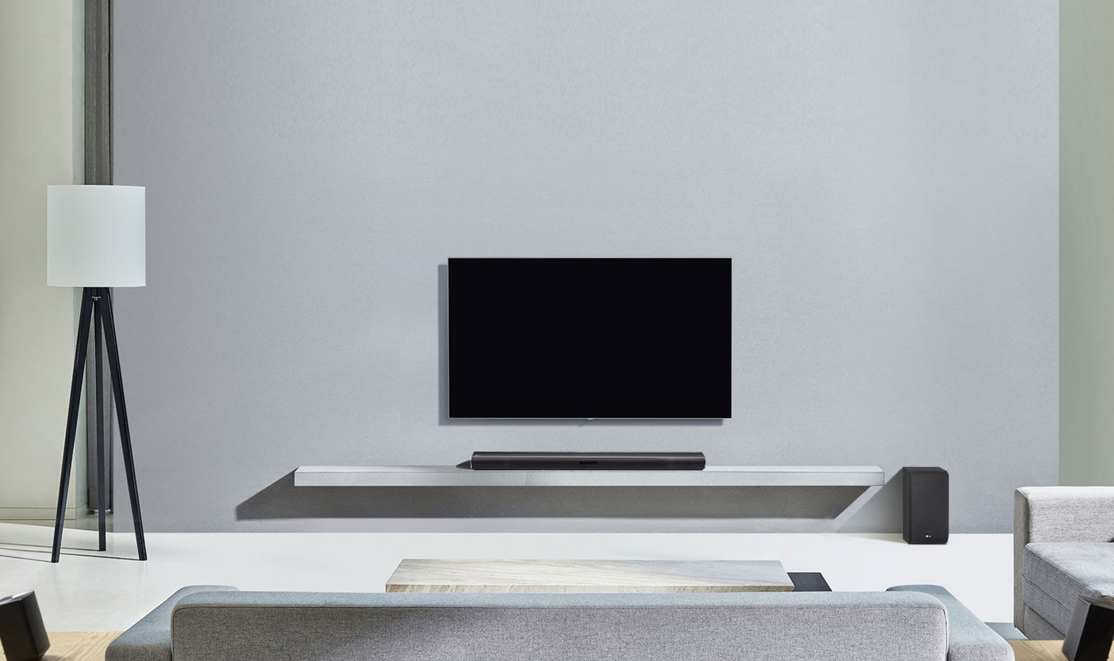 TV Matching Design, complementary perfection