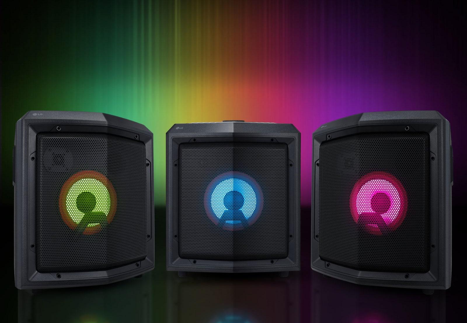 Multi Color Lighting