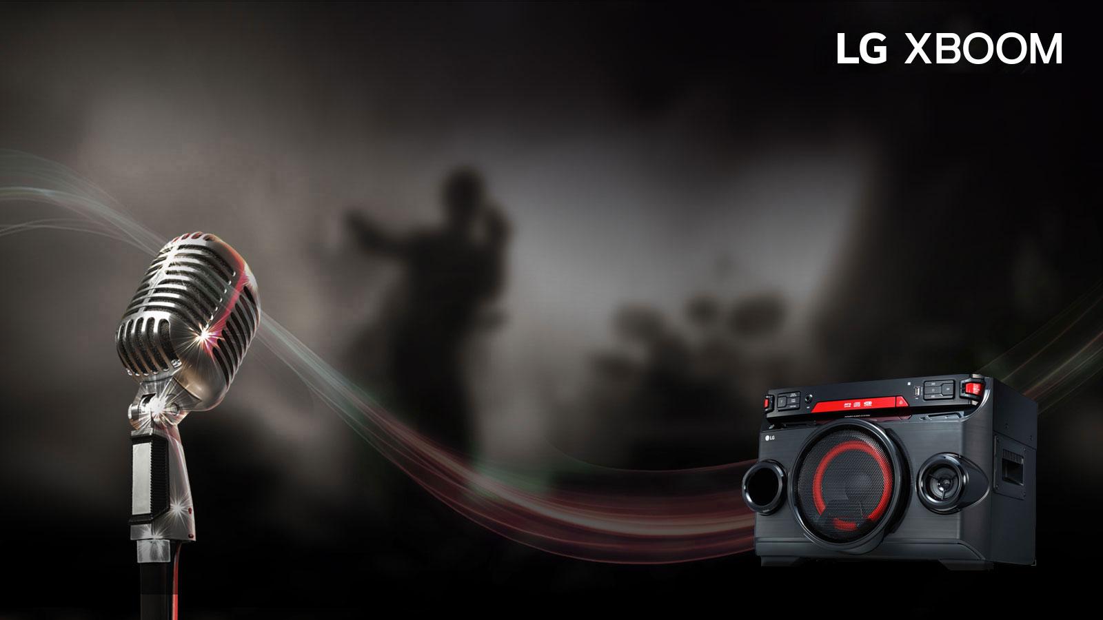 LG XBOOM OK45 All In One Mini System, Auto DJ   LG IN