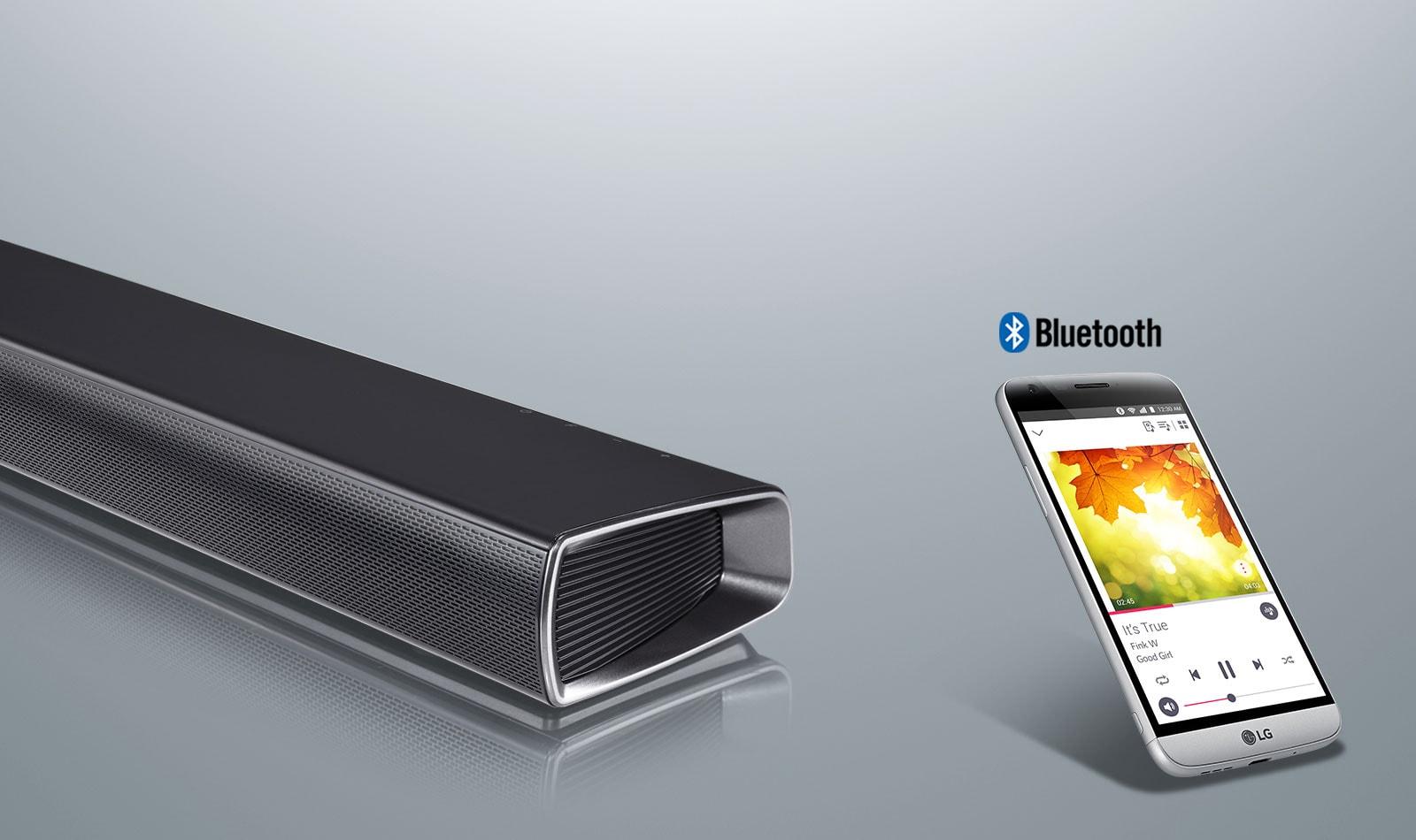 LG SJ3 USB Soundbar