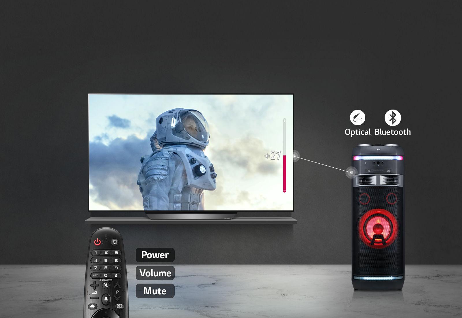 TV Sound Sync <br>1