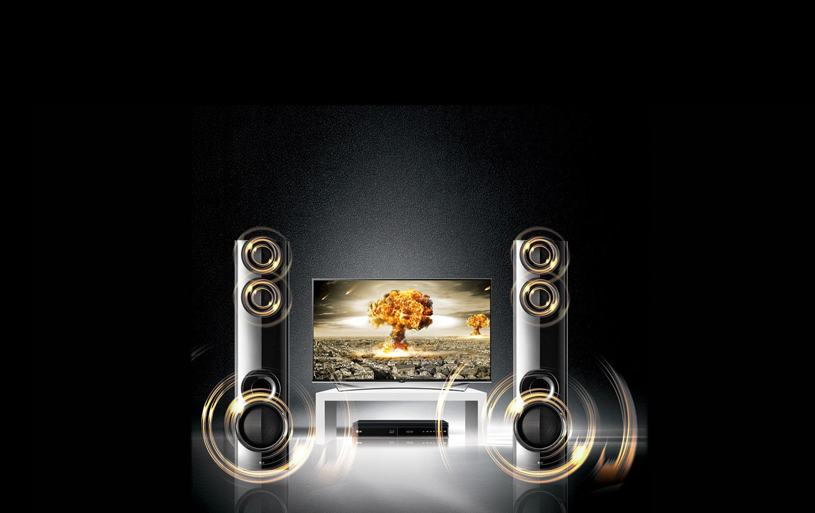 W X Boom Smart Home Theater System
