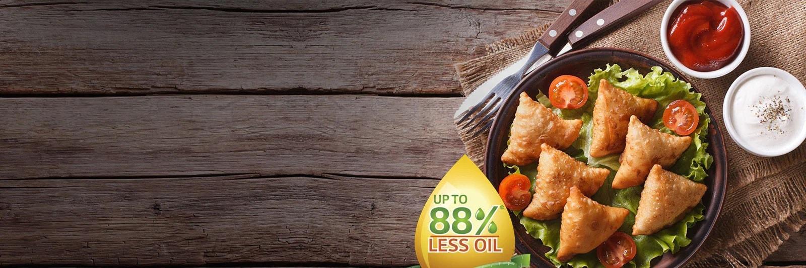 LG MC2886BHT Diet Fry
