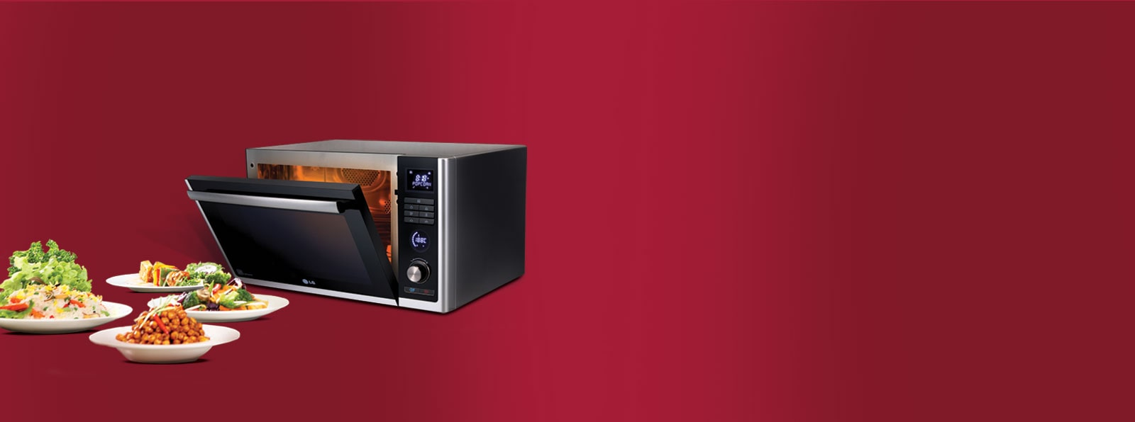 Lg Mc2146bv Convection Microwave Oven India