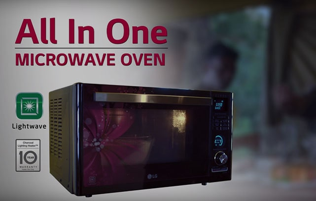 Microwave Ovens Buy Grill Amp Convection Ovens Lg India