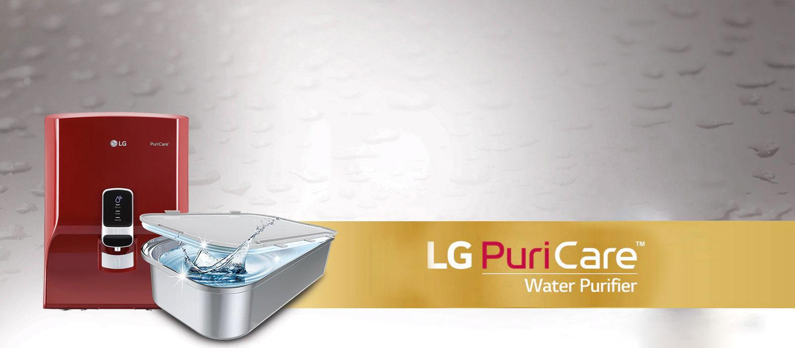 LG PuriCare Water Purifier