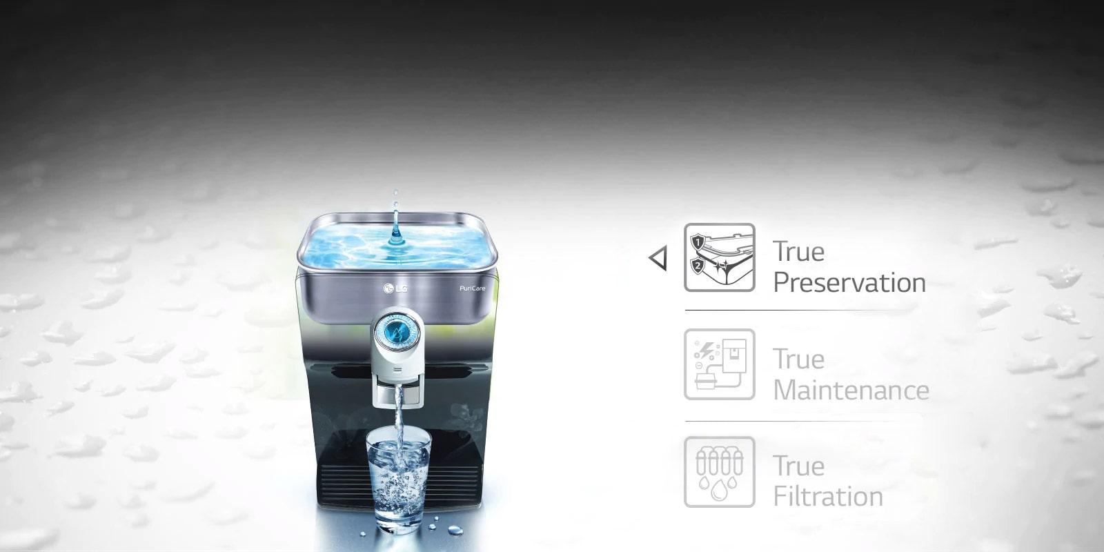 LG True RO Water Purifier