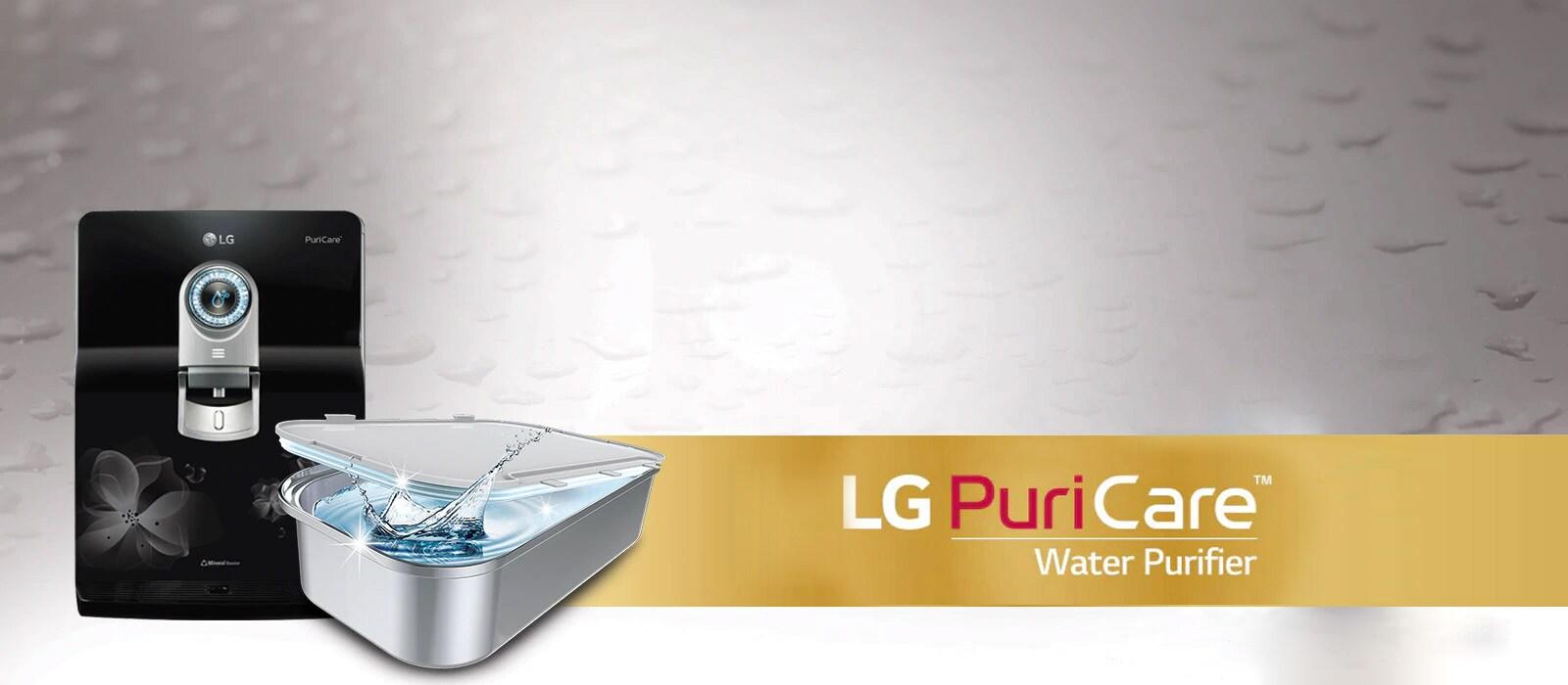LG Water Purifier RO Purifier