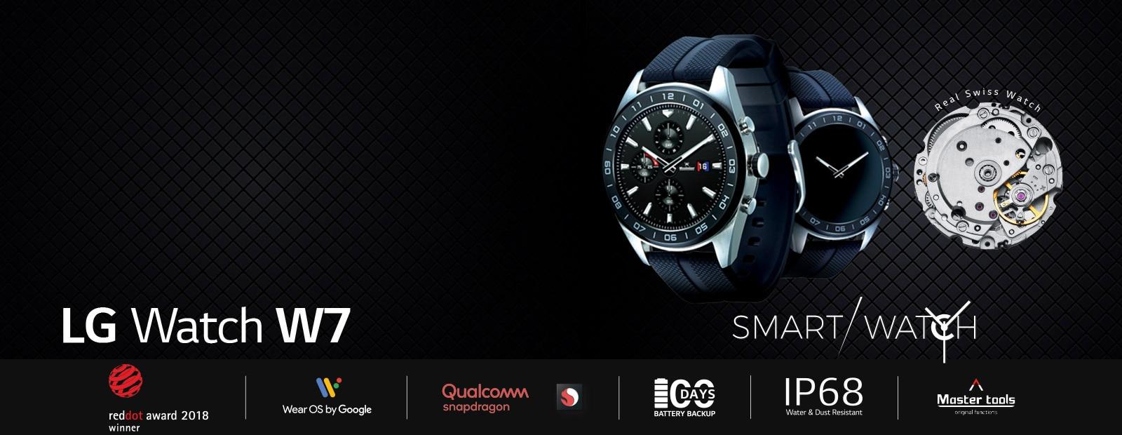 New W7 Smartwatch<br>1
