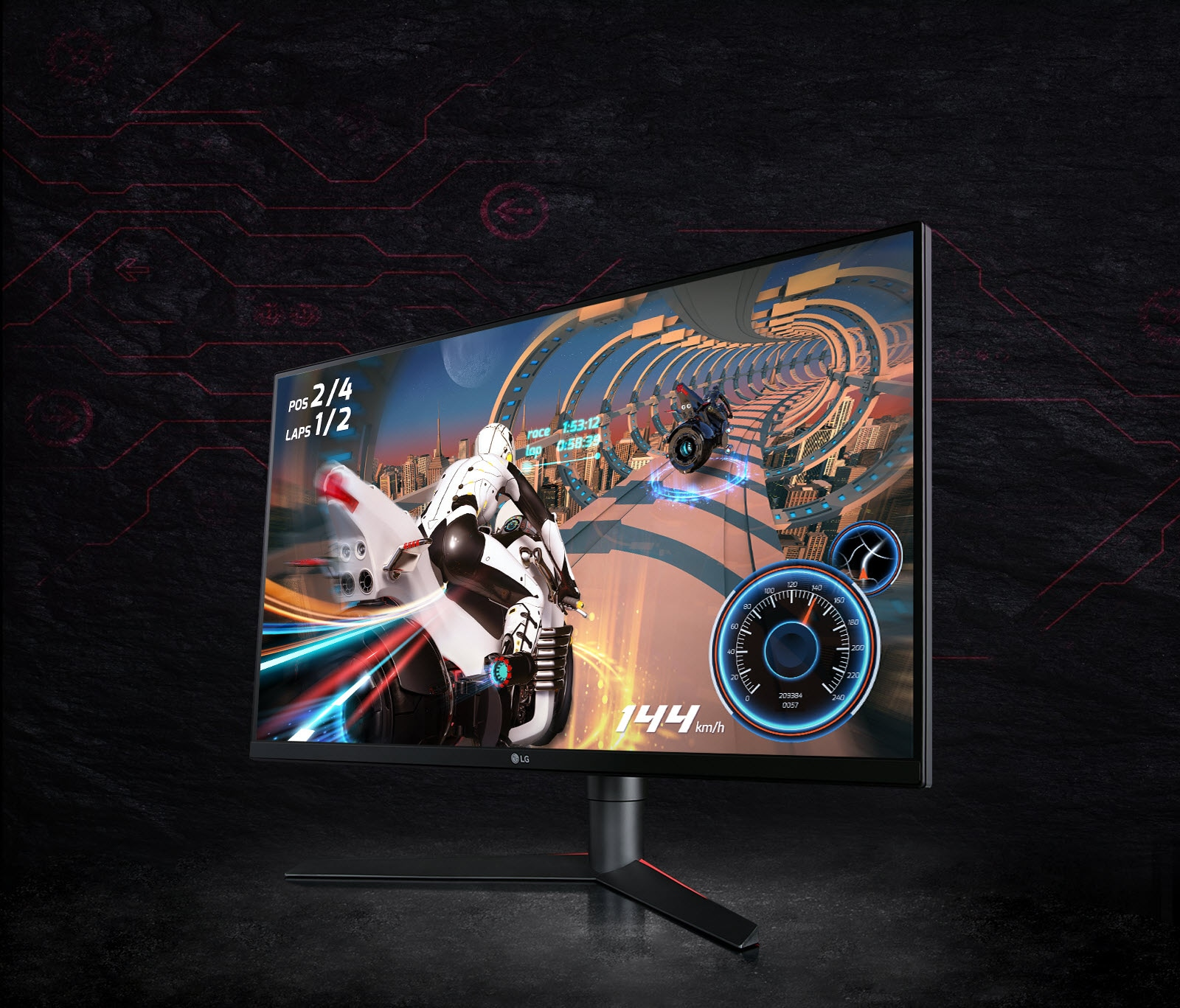 LG 32GK650F-B 32 Class QHD Gaming Monitor, AMD RADEON