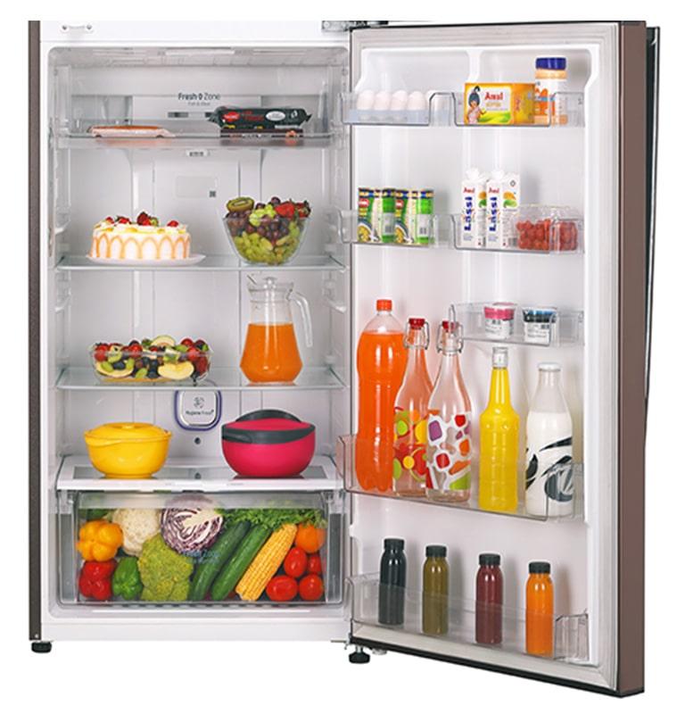 Lg Gl T322rasn 308l Double Door Frost Free Refrigerator With Door