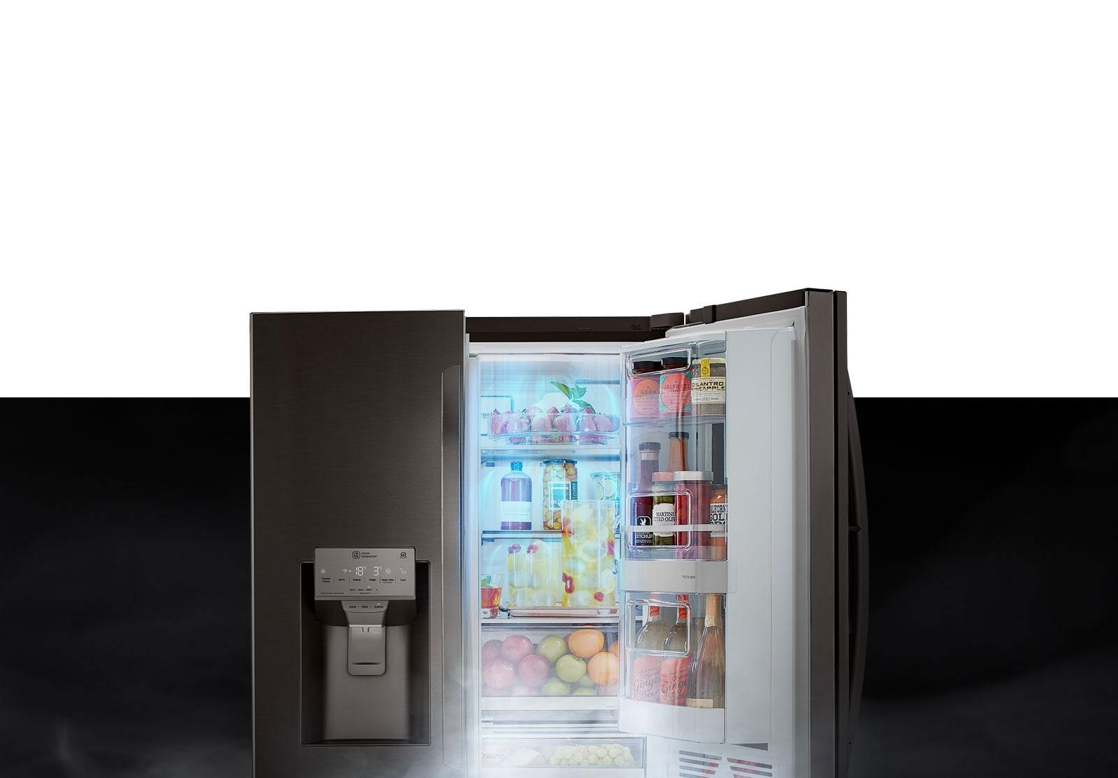 LG GC-C247UGLW 675 Ltr Door Cooling