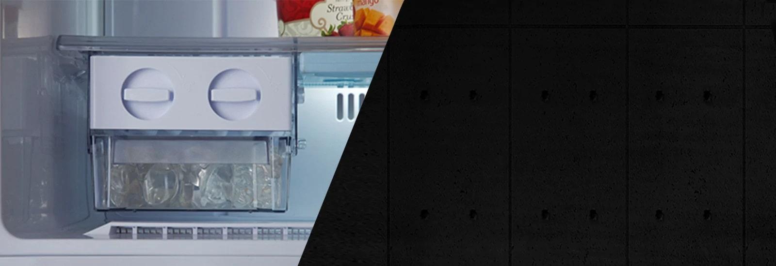 LG GL-S322SPZY Double Twist Ice Tray