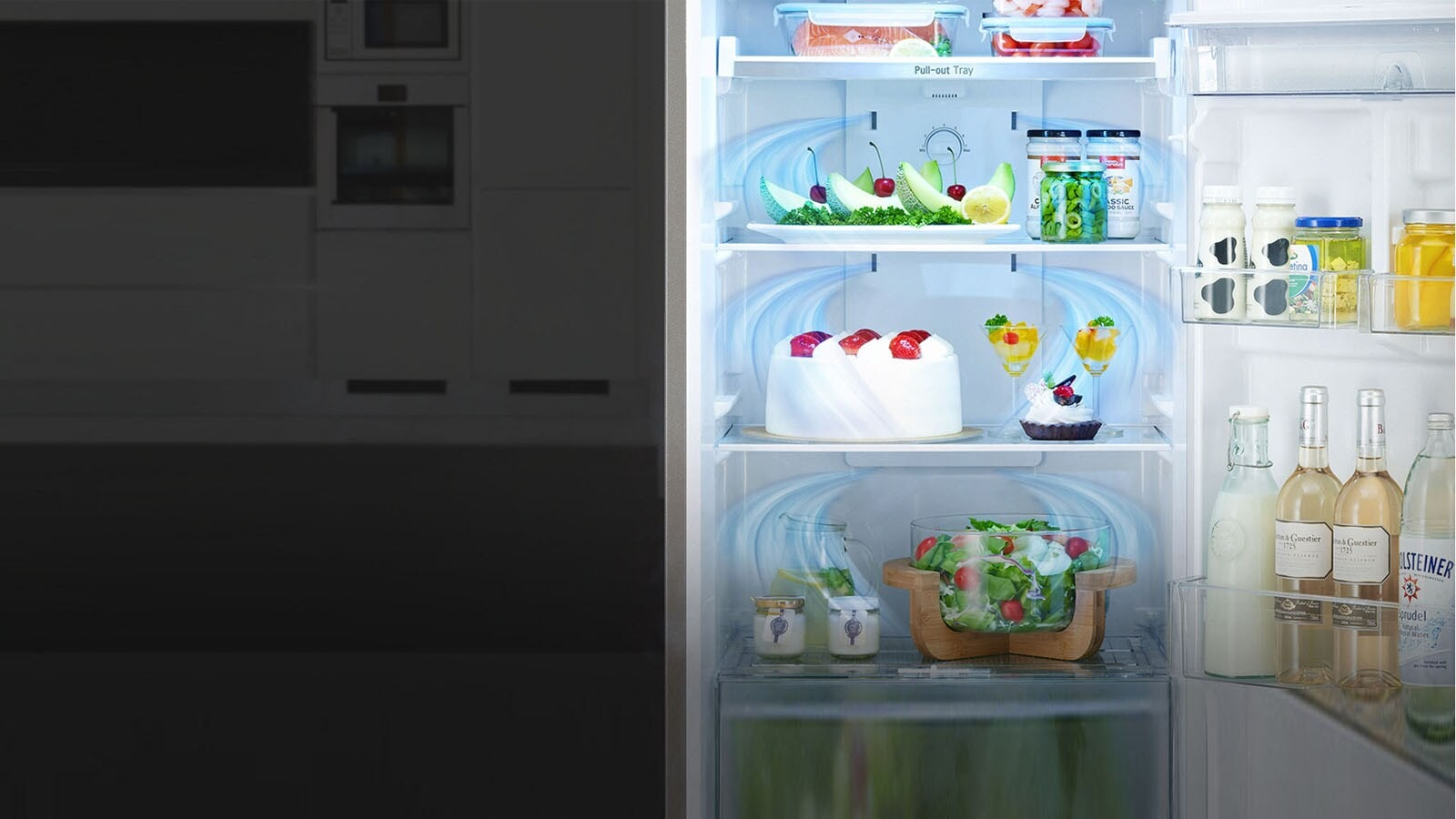 LG Multi Air Flow Refrigerator