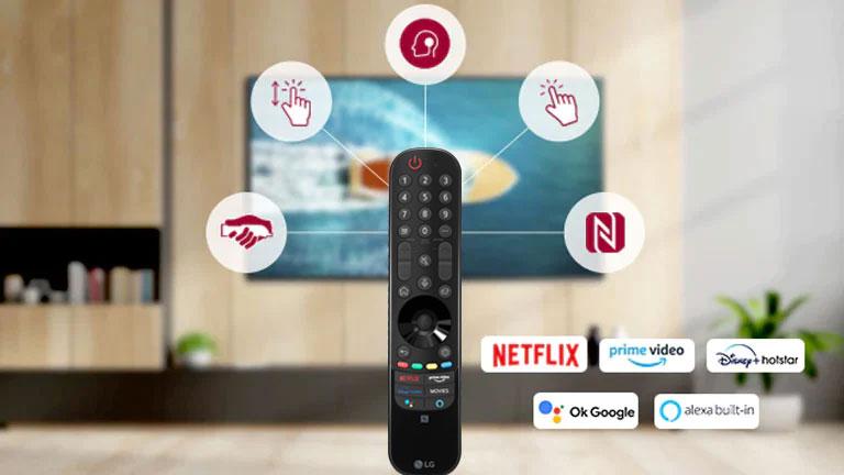 LG OLED55C1PTZ New Magic Remote