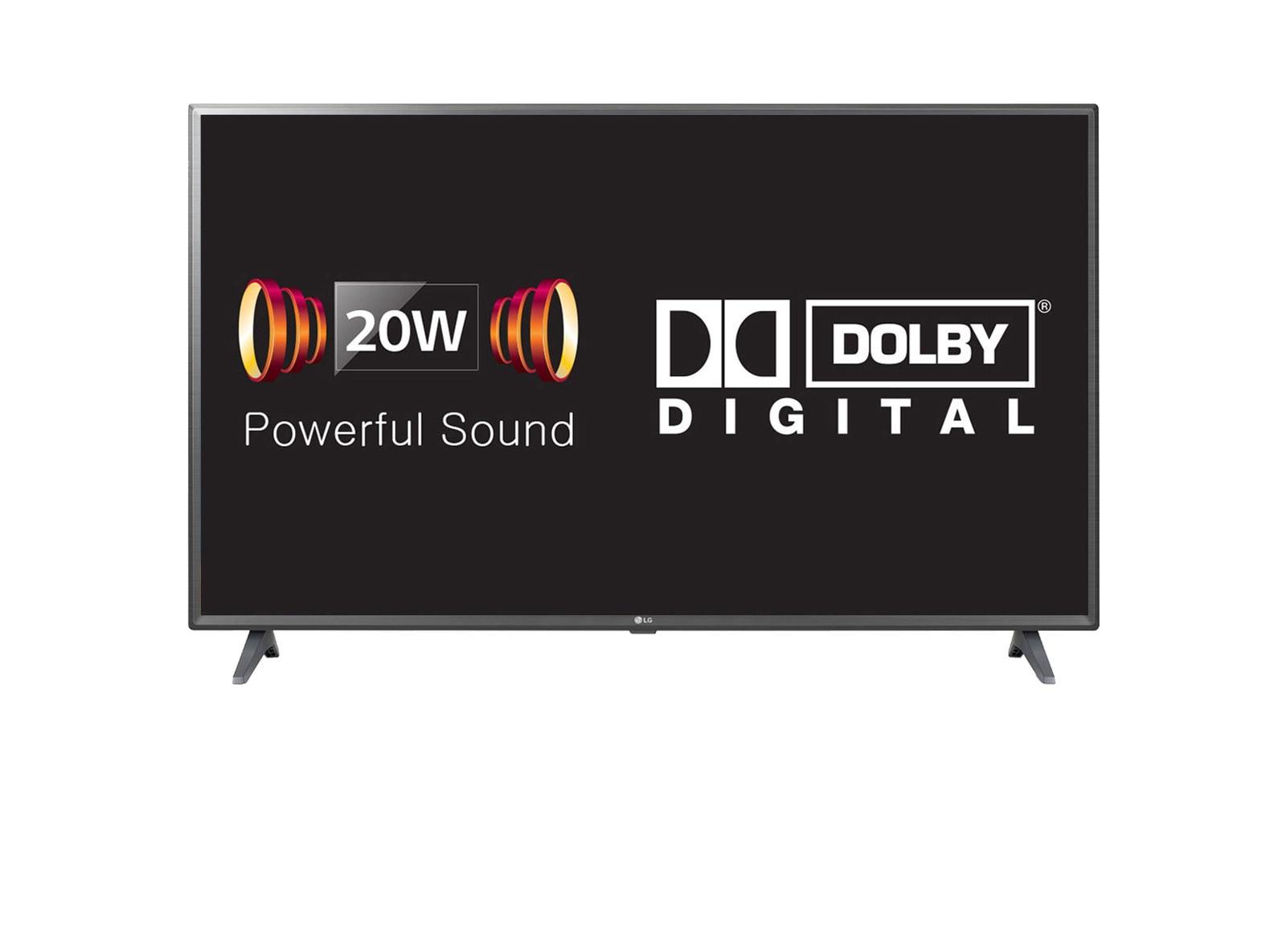 LG 20W Powerful Sound LED TV