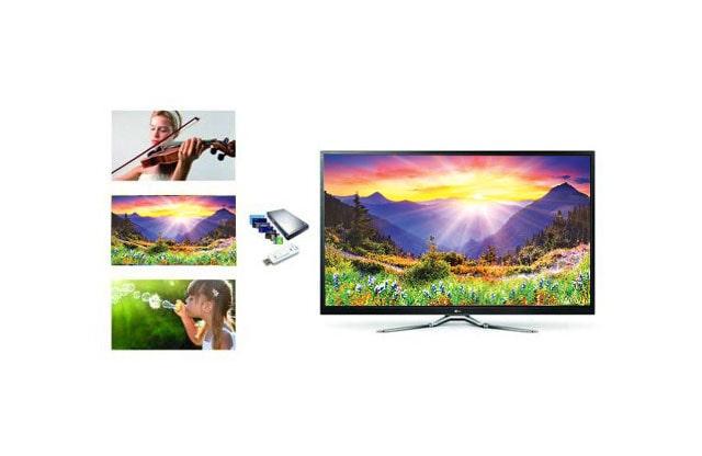LG Divx HD LED TV