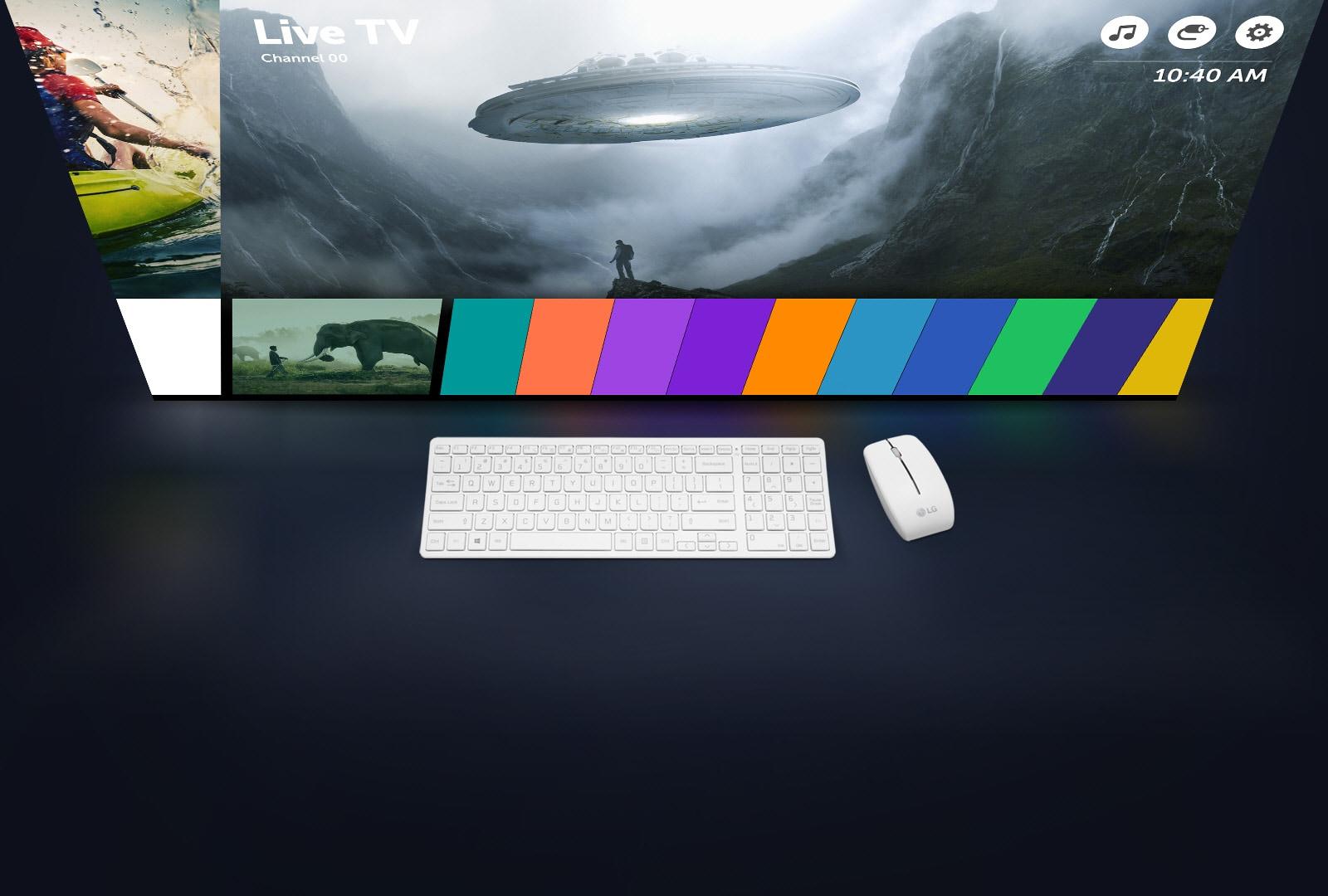 LG Smart Function
