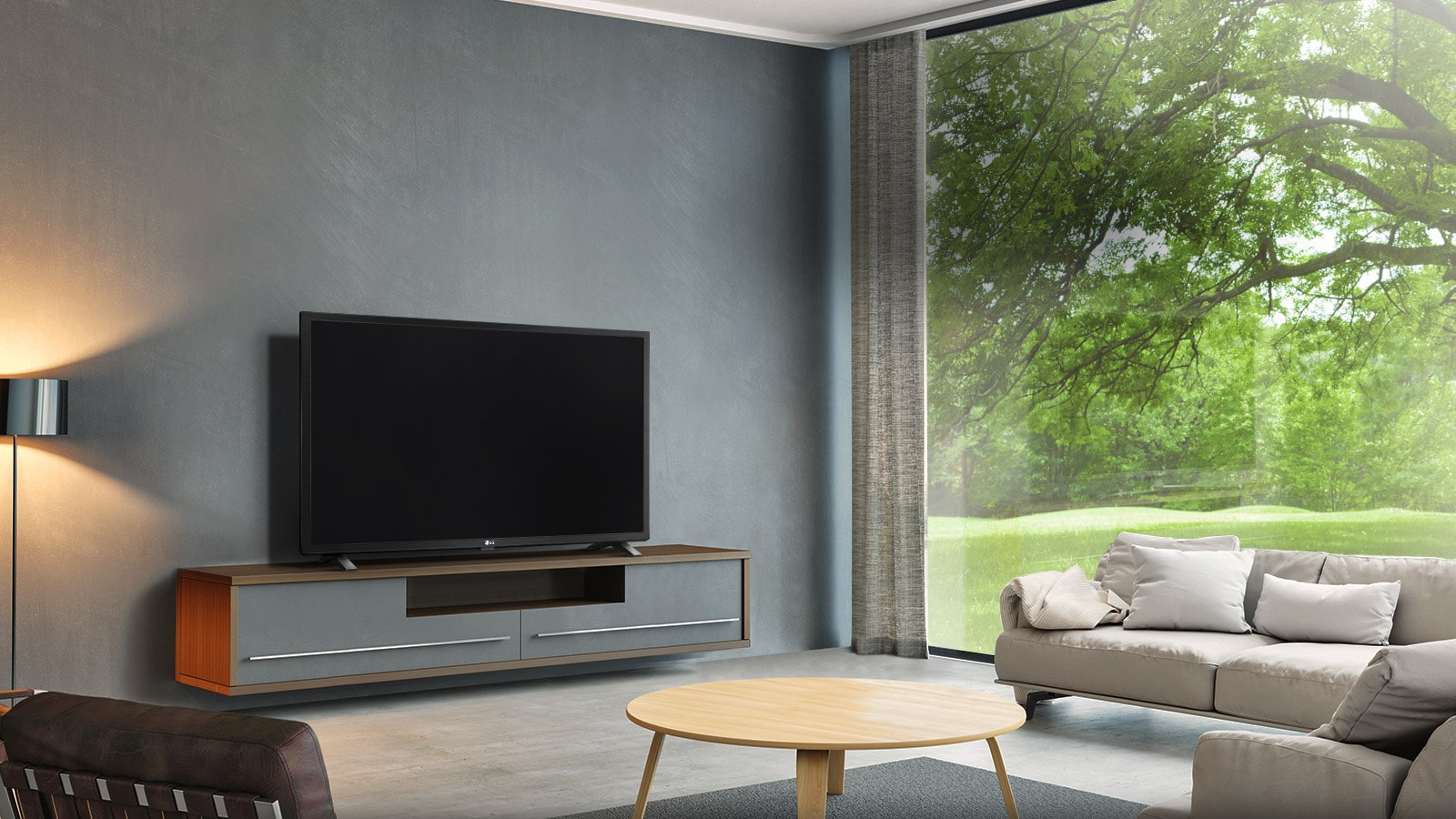 LG Simple yet Sophisticated Design Smart TV