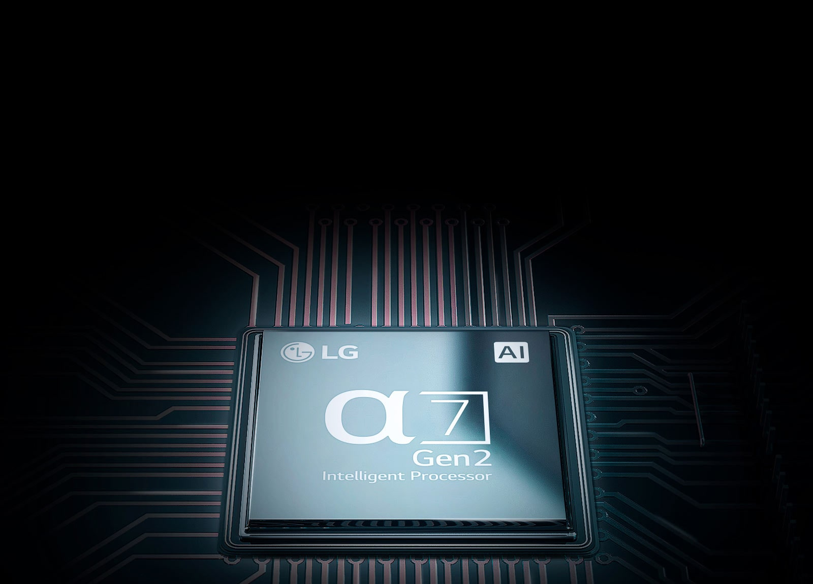 LG α7 Intelligent Processor NanoCell TV