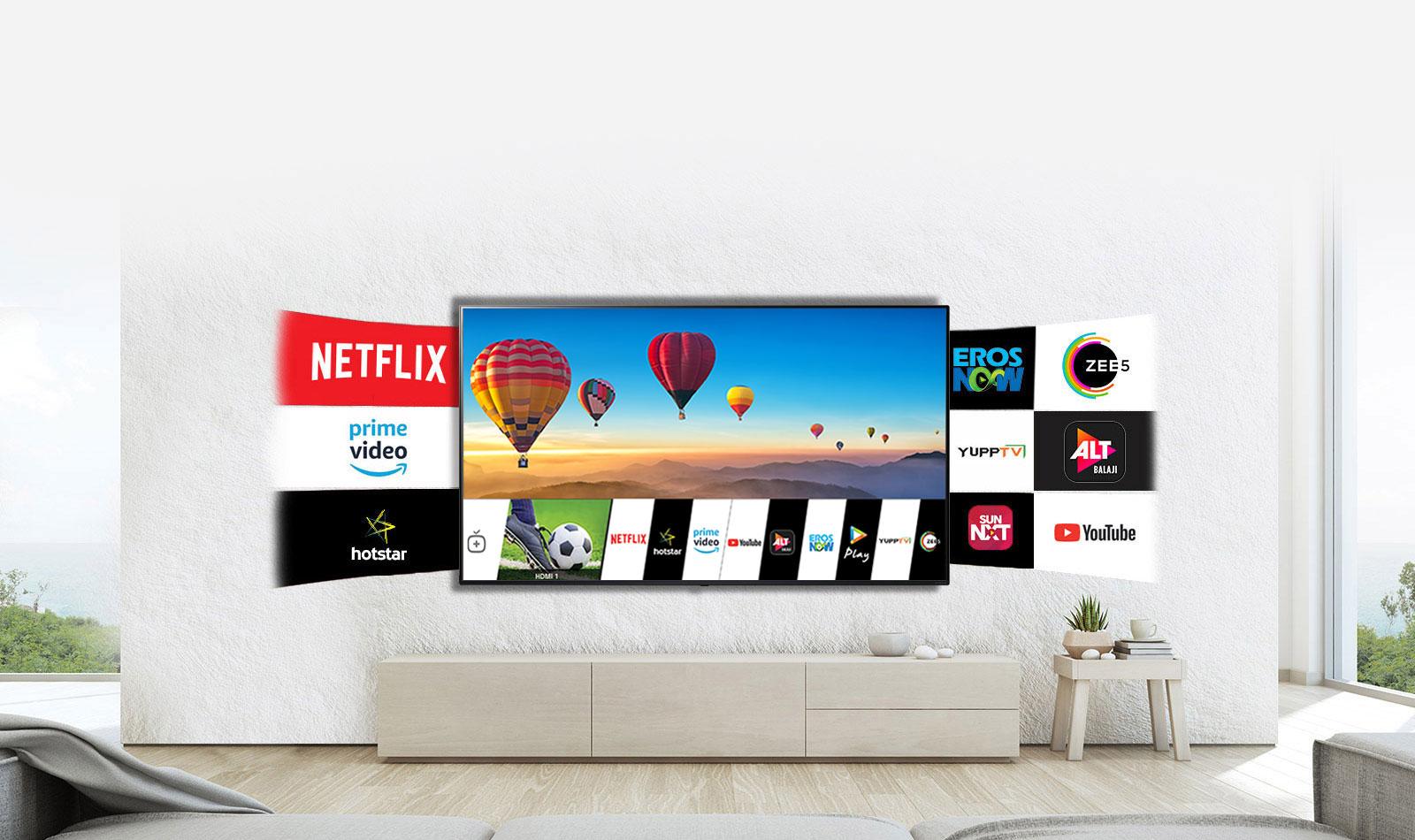 LG NanoCell TV AI ThinQ