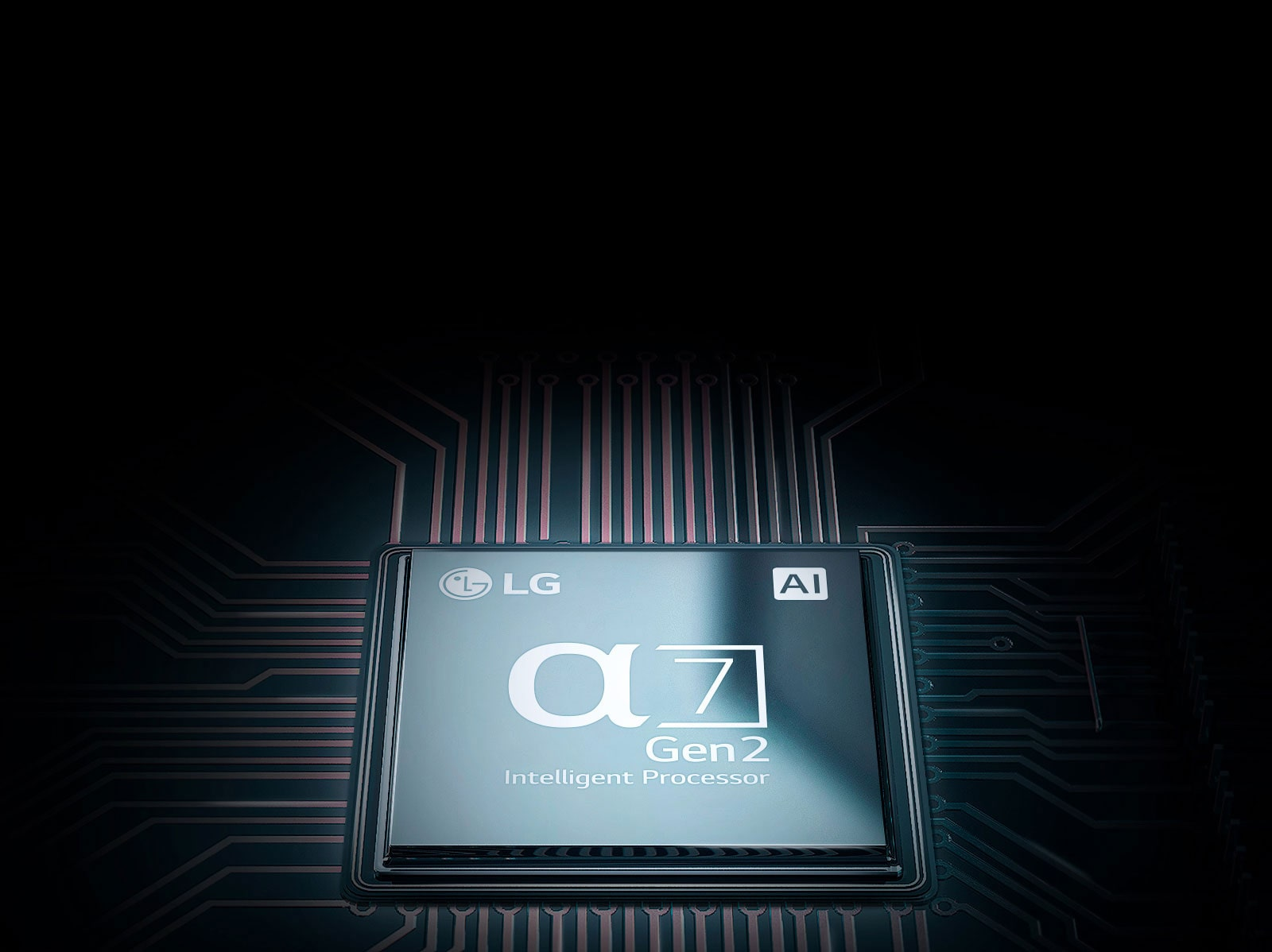 LG α7 Intelligent Processor OLED TV