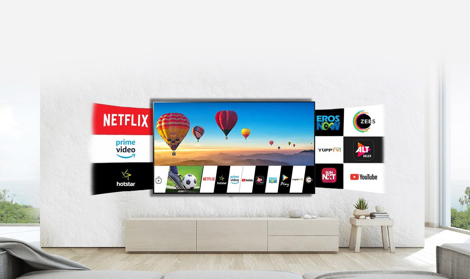 LG WebOS OLED TV