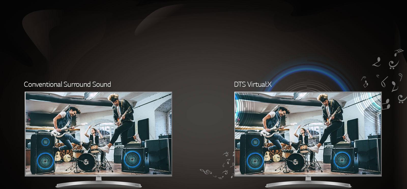 DTS Virtual : X UHD 2018