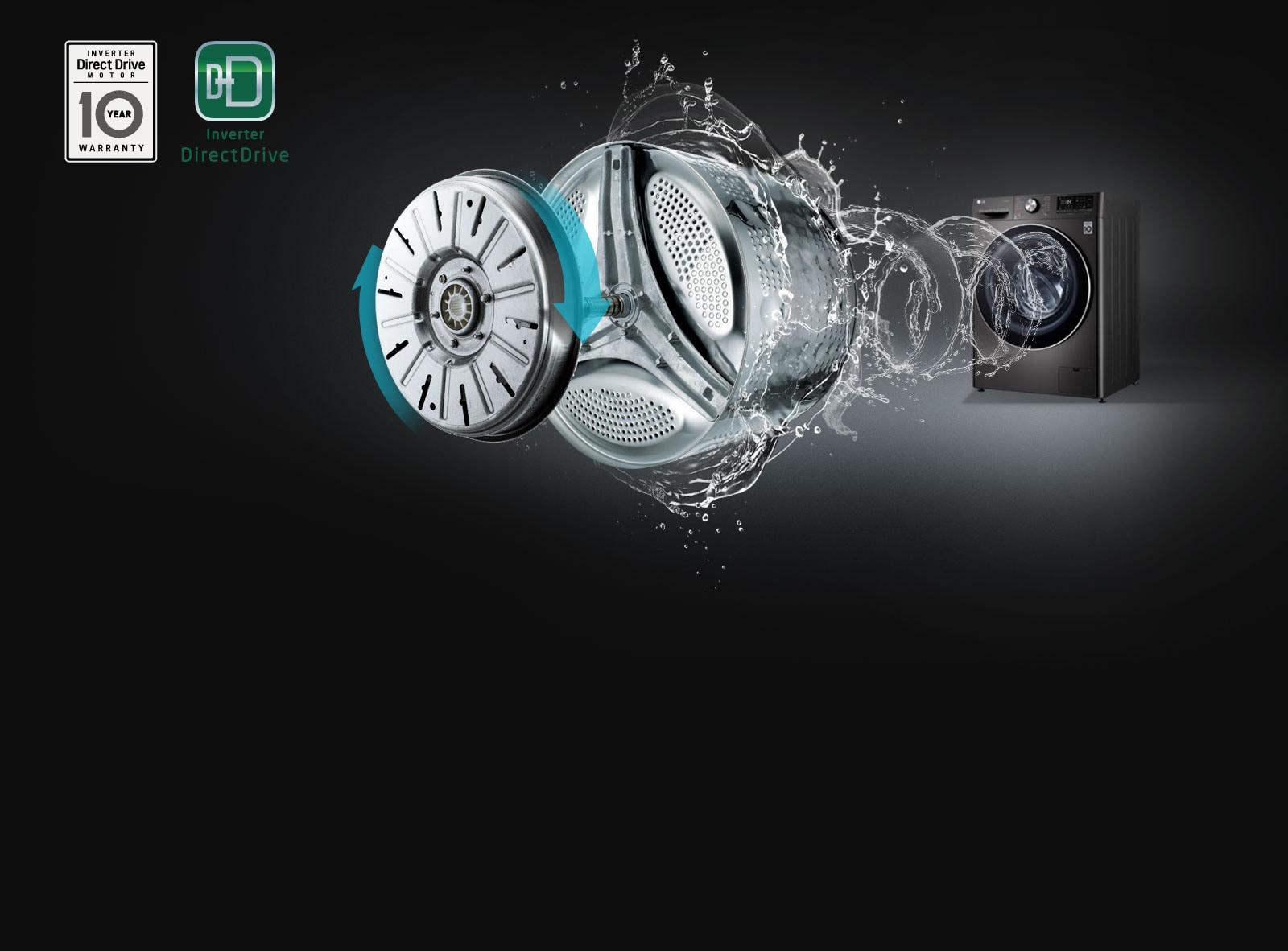 LG FHD1057STB less vibration