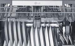 LG Half load Dishwasher