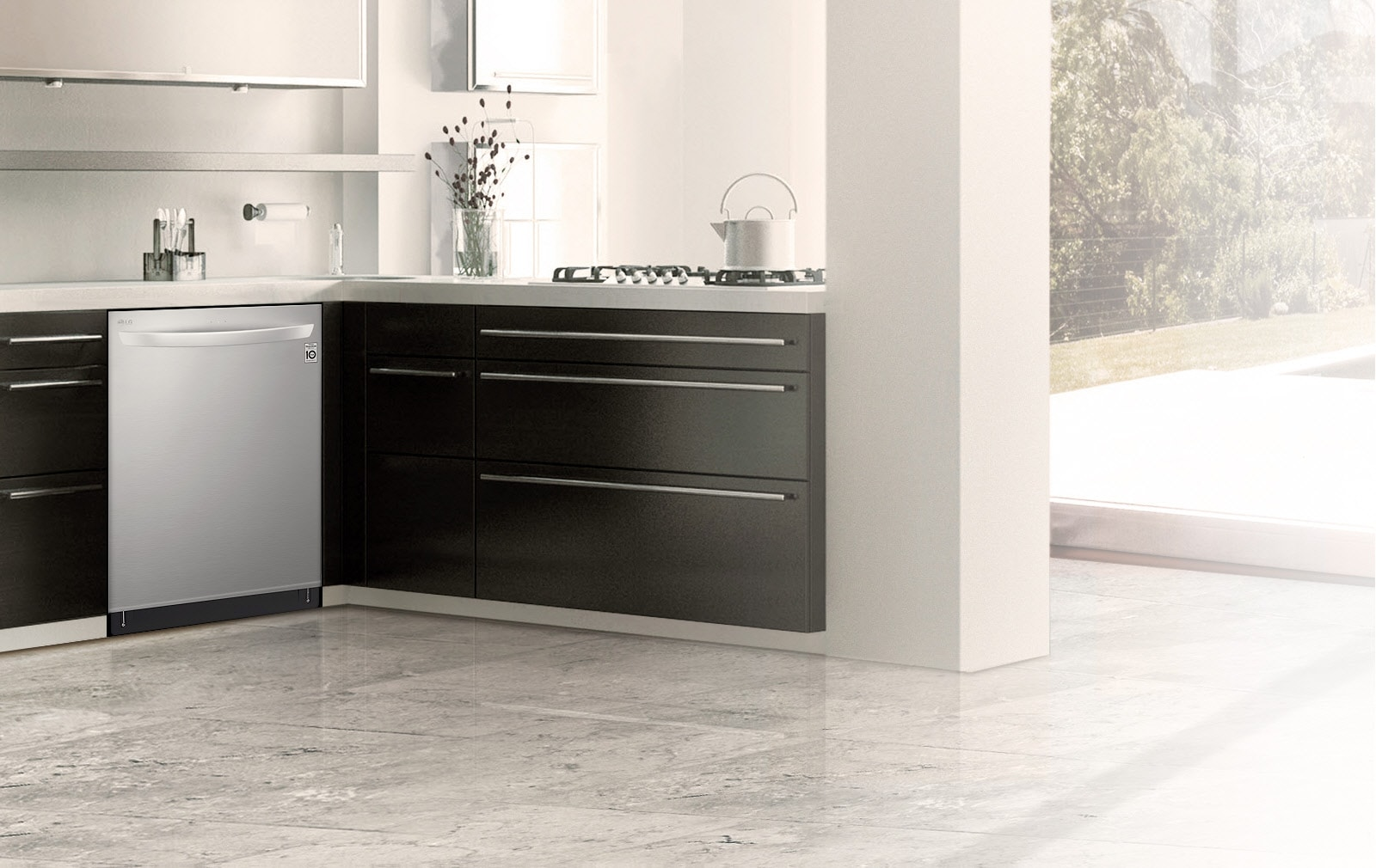 LG Upgrade the Look of Your Kitchen Dishwasher